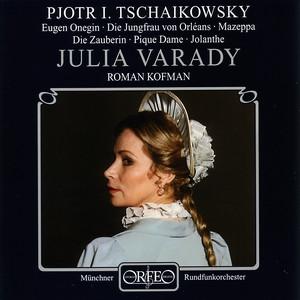 Tchaikovsky: Opera Arias Albümü