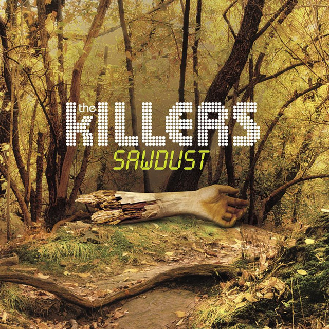 The Killers Sawdust album cover