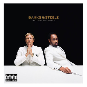 Banks & Steelz Anything But Words cover