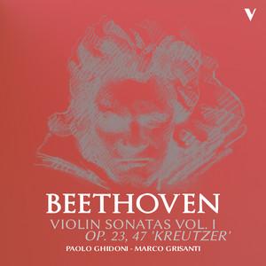 Beethoven: Violin Sonatas Nos. 4 & 9 Albümü