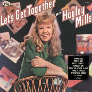 Let's Get Together with Hayley Mills album