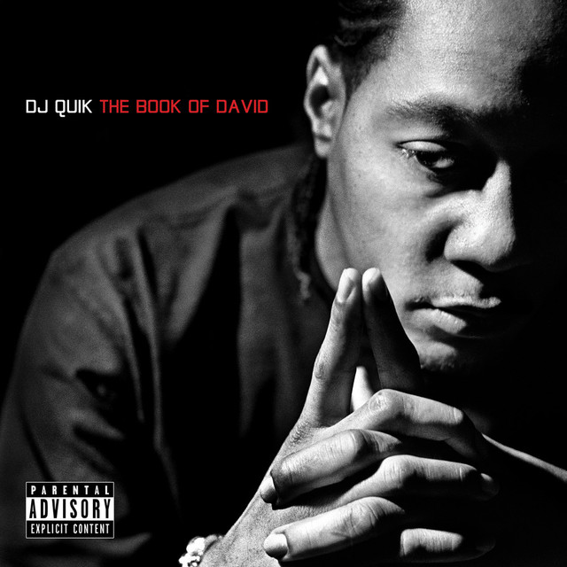 DJ Quik The Book of David album cover