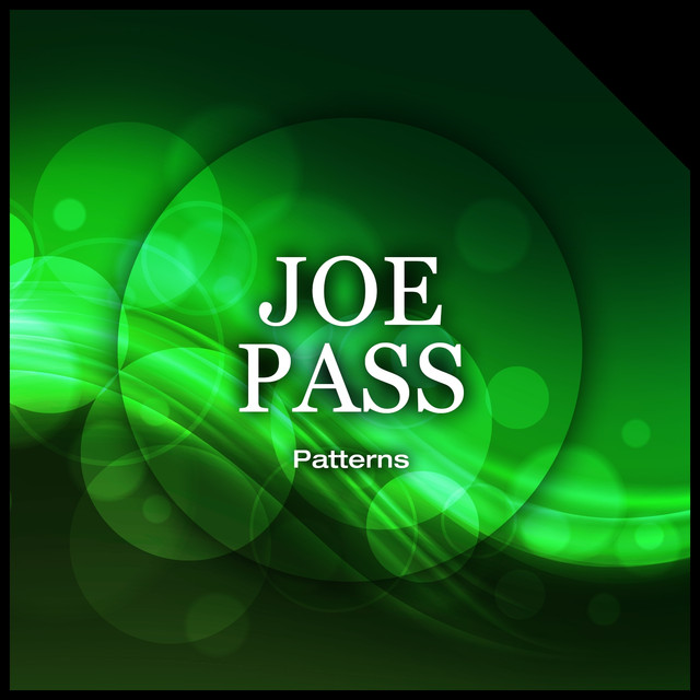 Joe Pass Patterns album cover