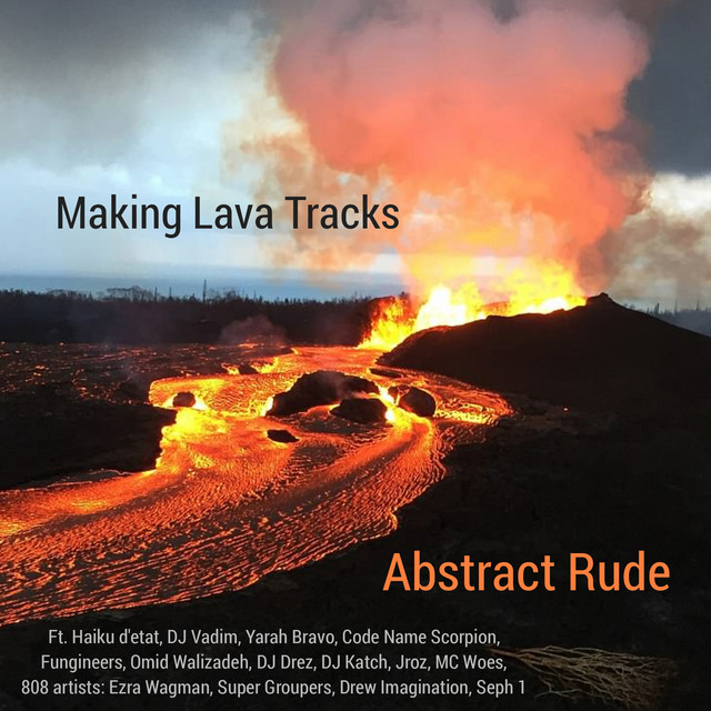 Making Lava Tracks