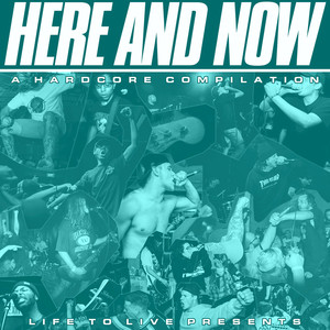 Here and Now: A Hardcore Compilation album