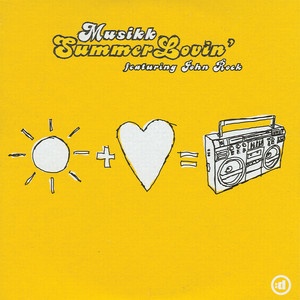 Summer Lovin' (feat. John Rock) album
