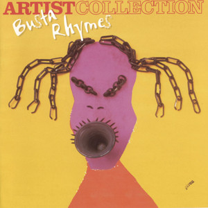 The Artist Collection - Busta Rhymes Albumcover