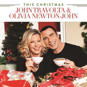 John Travolta, Olivia Newton-John  Tony Bennett, The Count Basie Orchestra Winter Wonderland cover
