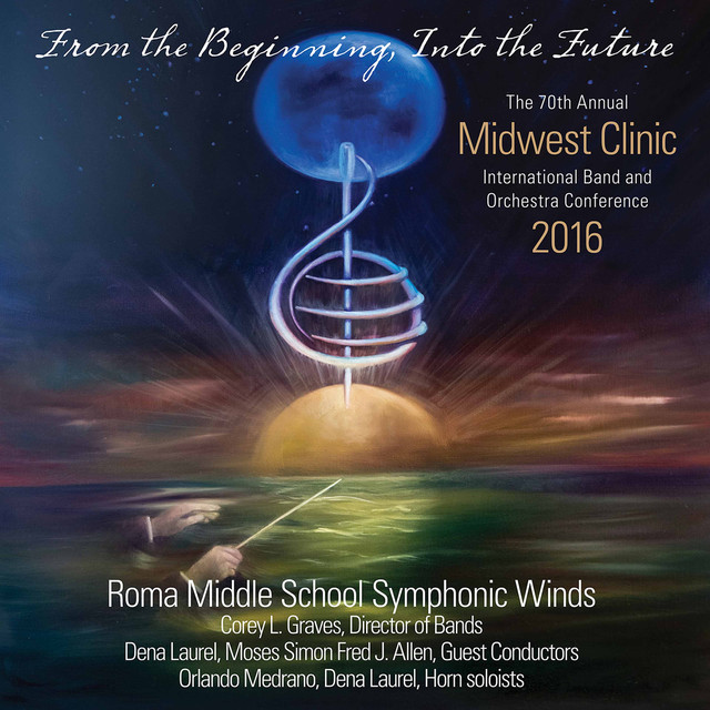 2016 Midwest Clinic: Roma Middle School Symphonic Winds (Live)