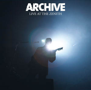 Live at the Zenith (edition simple) album