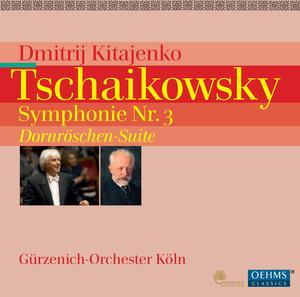 Tschaikowsky: Symphonie Nr. 3 - Dornröschen-Suite Albumcover
