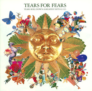 Tears for Fears Pale Shelter cover
