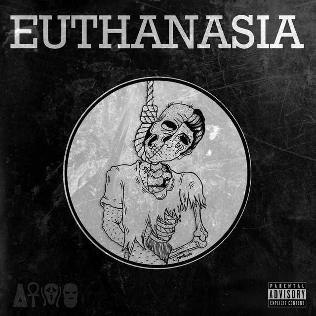 Album cover for Euthanasia by LetoDie