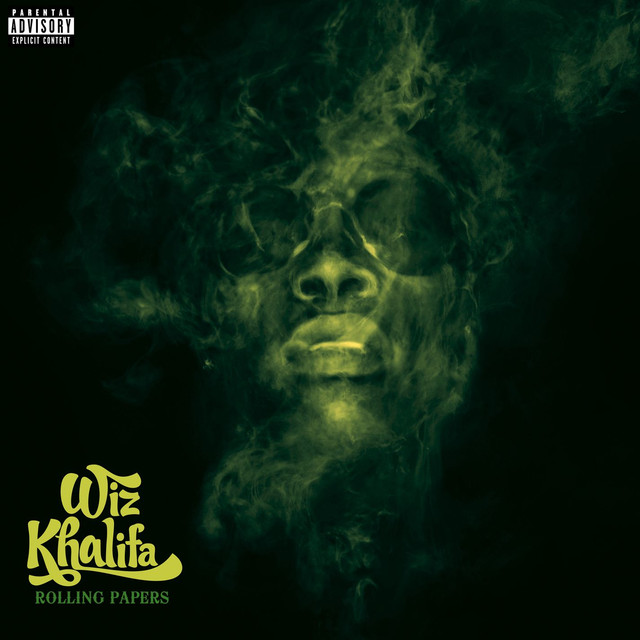 Wiz Khalifa Rolling Papers album cover