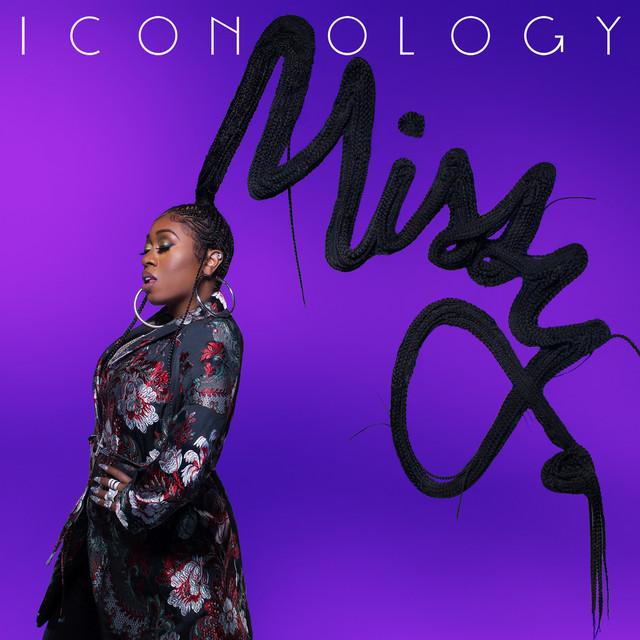 Missy Elliott - ICONOLOGY cover