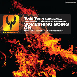 Todd Terry, Martha Wash, Jocelyn Brown, Roland Something Going On cover