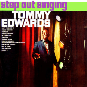 Tommy Edwards, Leroy Holmes And His Orchestra Don't Fence Me In cover