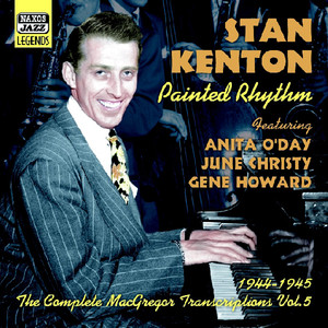 Stan Kenton, Anita O'Day, The Stan Kenton Orchestra And Her Tears Flowed Like Wine cover