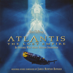 Atlantis: The Lost Empire (Original Motion Picture Soundtrack/Japanese Version) album