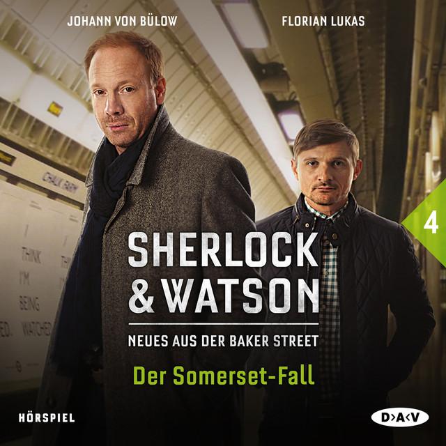 Folge 4: Der Somerset-Fall Cover