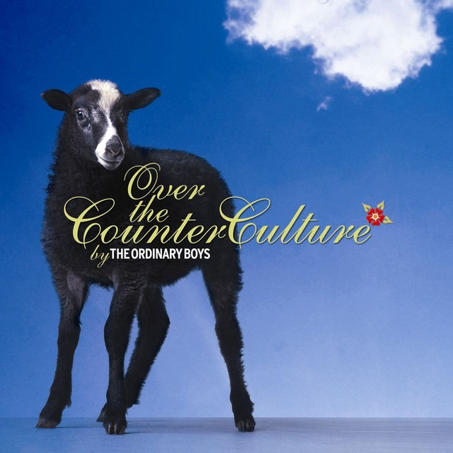 Album cover for Over The Counter Culture by The Ordinary Boys
