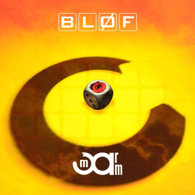 BLØF Omarm album cover