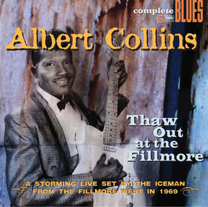 Albert Collins Mustang Sally cover