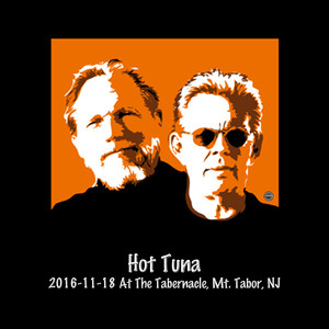 2016-11-18 at the Tabernacle, Mt. Tabor, Nj (Live)