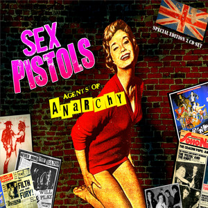 Agents of Anarchy album