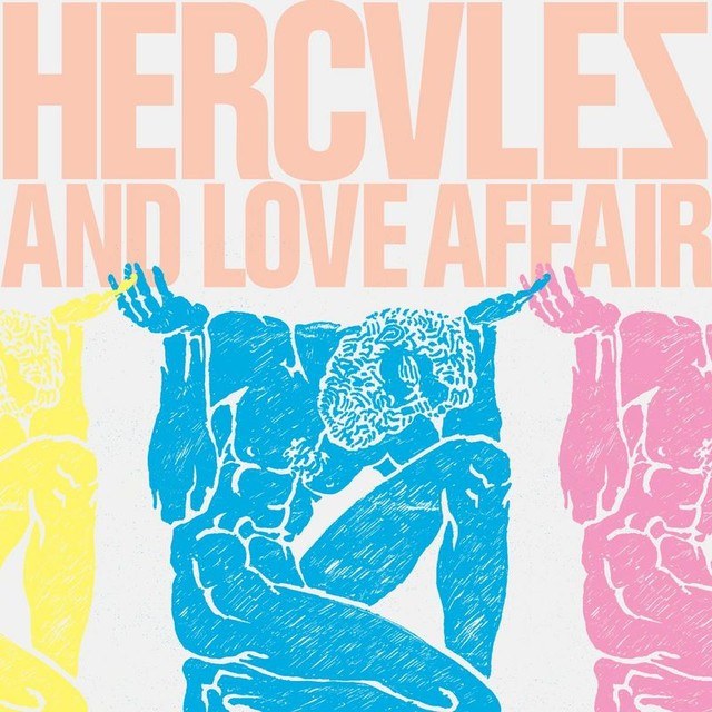 Album cover for Hercules & Love Affair by Hercules & Love Affair
