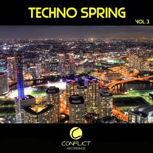 Techno Spring, Vol. 3 Albumcover