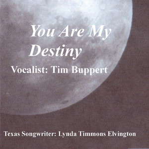 Tim Buppert You Are My Destiny cover
