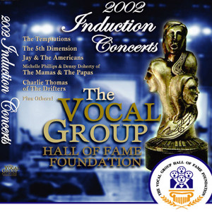 Vocal Group Hall of Fame 2002 Live Induction Concert
