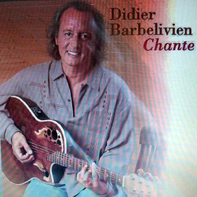 Didier Barbelivien Chante album cover
