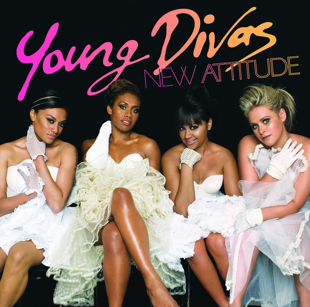 Young Divas New Attitude album cover