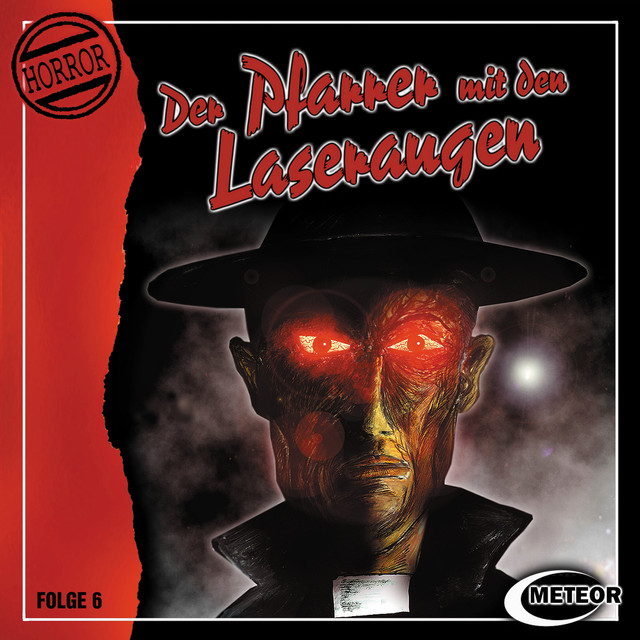 Folge 6: Der Pfarrer mit den Laseraugen Cover