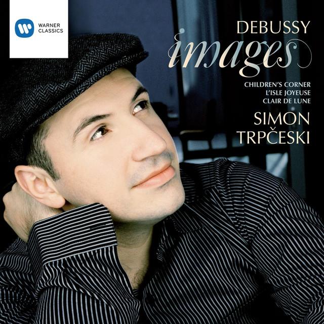 Clair de lune, a song by Claude Debussy, Simon Trpčeski on