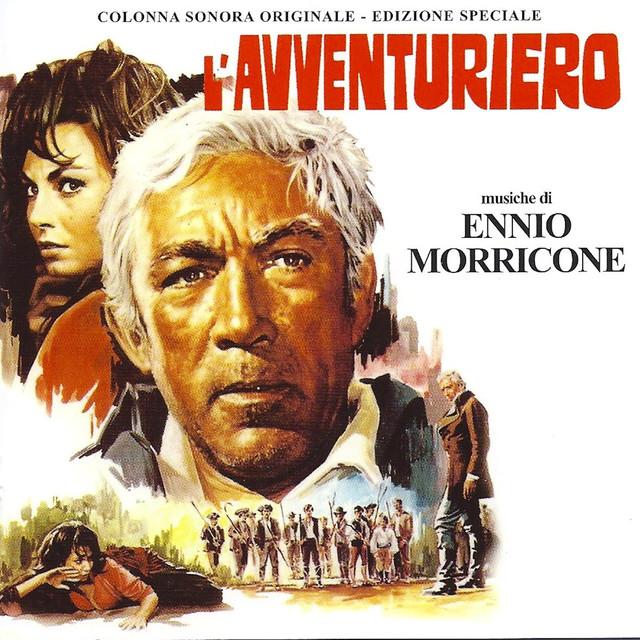 L'avventuriero - The Rover (Original Motion Picture Soundtrack) [Remastered] Albumcover