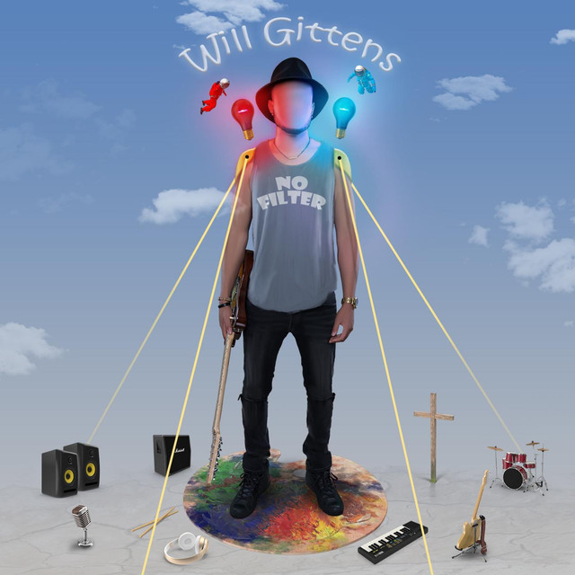 Album cover for No Filter by Will Gittens