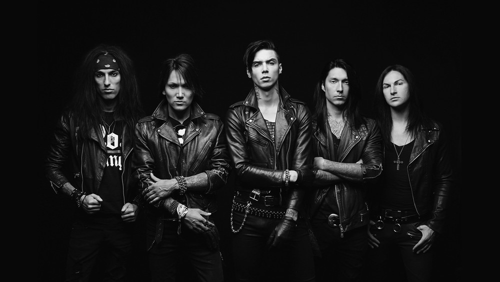 Black Veil Brides tickets and 2018 tour dates