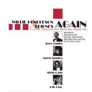 Willie Henderson Friends Again album