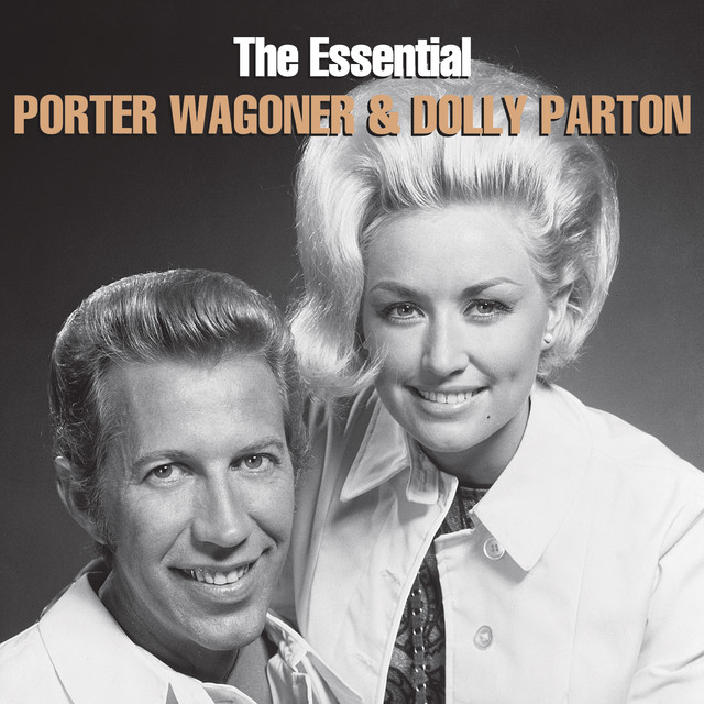 The Essential Porter Wagoner & Dolly Parton Albumcover