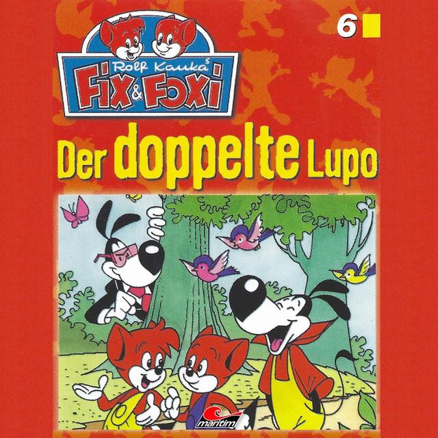 Folge 6: Der doppelte Lupo Cover