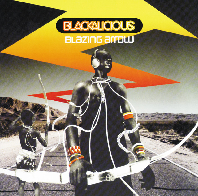 Blackalicious Blazing Arrow (UK Version with 1 bonus track) album cover