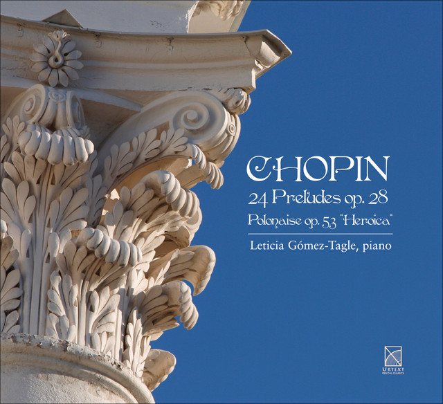 Chopin, F.: 24 Preludes, Op. 28 / Polonaise No. 6,