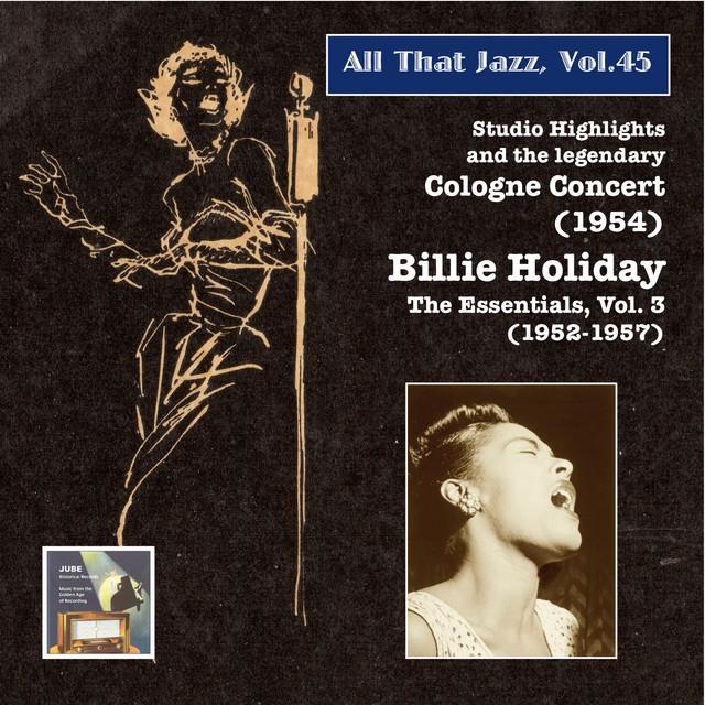 Billie Holiday The Legendary Billie Holiday album cover