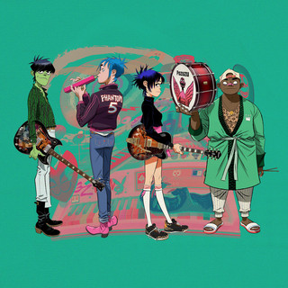 Gorillaz upcoming events
