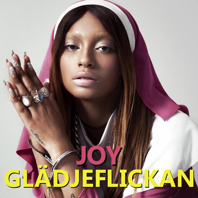 Skivomslag för Joy: Glädjeflickan