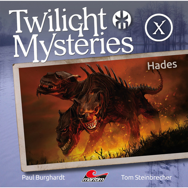 Twilight Mysteries Cover