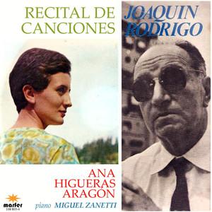 Joaquín Rodrigo: Recital de Canciones album